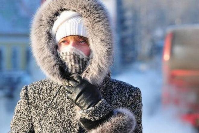 Сильные морозы сохранятся на севере и востоке страны 7 февраля