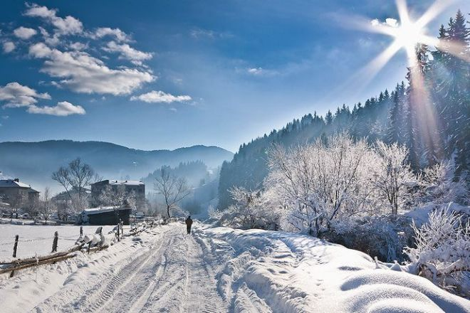Сильные морозы ожидаются в северных, центральных и восточных областях Казахстана